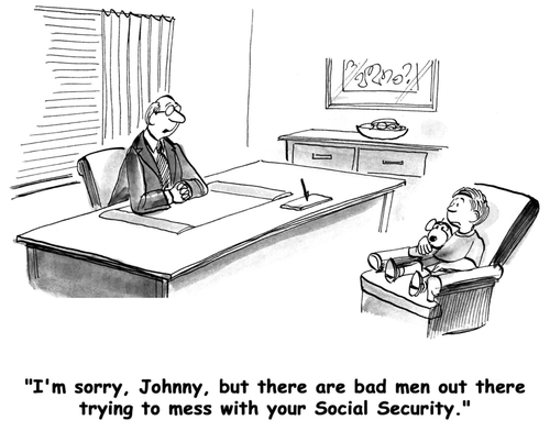 Social Security Law Funnies