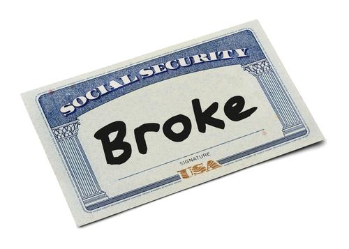 Social Security broke in 2033