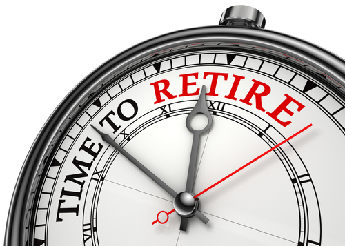 Retirement Age - It's time to retire